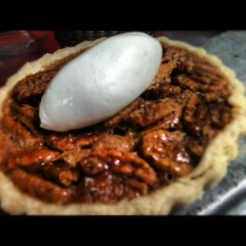 Tender Greens | Cookbook | Pecan & Tangerine Pie